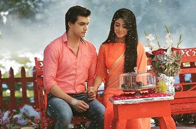 Karthik and Naira's roka in Star Plus' Yeh Rishta