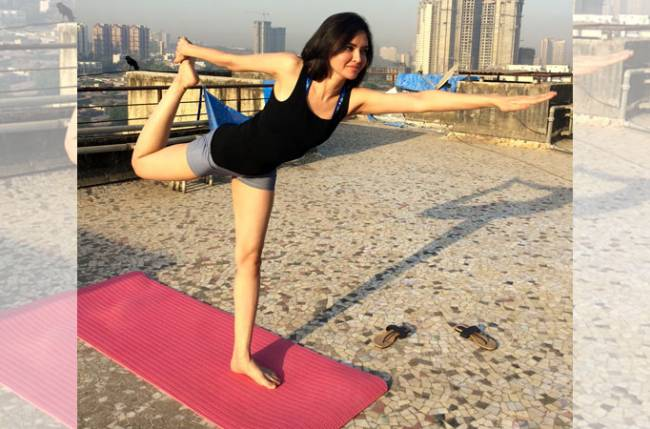 Shilpa Shetty Is My Fitness Inspiration Parull Chaudhry