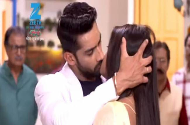 Muahhhh! Shaurya-Mehek to share a passionate KISS