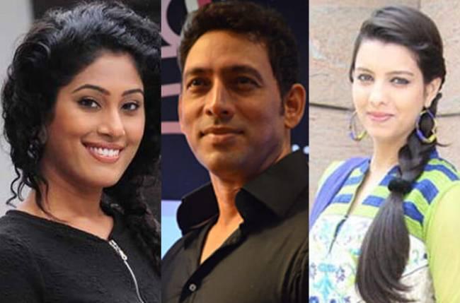 Shraddha, Rishikesh and Riya roped in for Sony TV's Porus