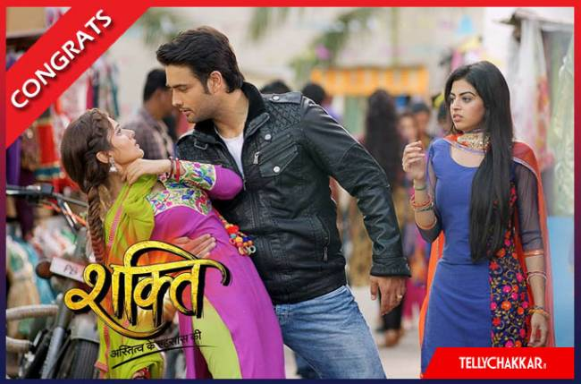 Colors' Shakti completes a successful year!