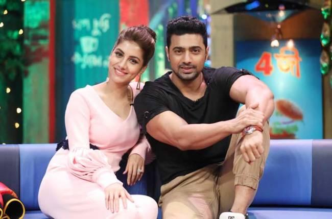 Raj-Dev- Rukmini to grace Colors Bangla's Chaka Chak Comedy
