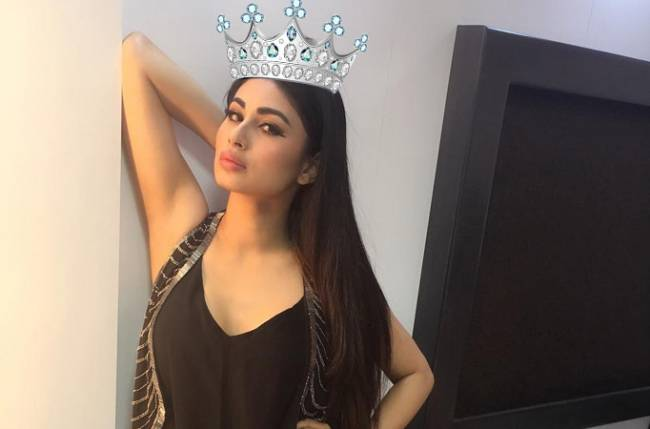 Congrats! Mouni Roy is the Insta QUEEN of the week!