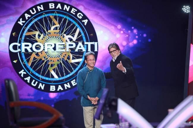 Friday Special Episode with Sonam Wangchuk on Kaun Banega Crorepati 9