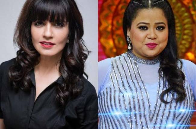 outfits goes Bharti fusion Singh