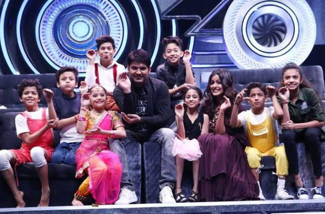 Kapil gets emotional in Super Dancer