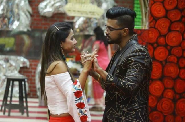 Hina Khan Compares Her Boyfriend Rocky Jaiswal With Vikas Gupta