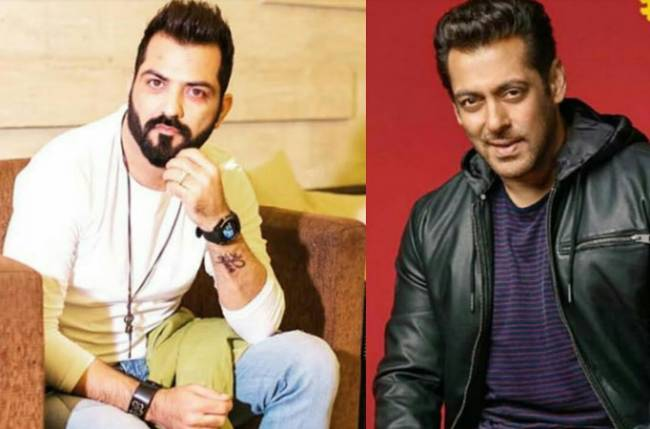 I am lucky to share my Birthday with Salman Khan: Manu Punjabi