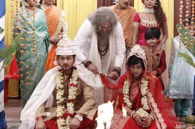 Wedding drama in Zee Bangla's Bokul Kotha