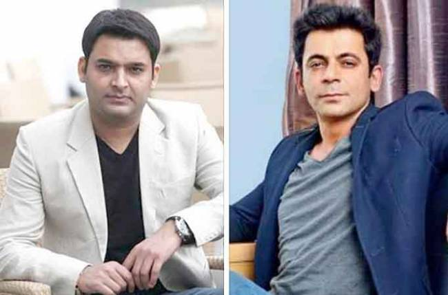 Kapil Sharma 'tired' of Sunil Grover spreading rumours