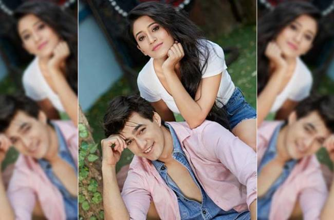 Lucky to have Shivangi as co-star: Mohsin Khan