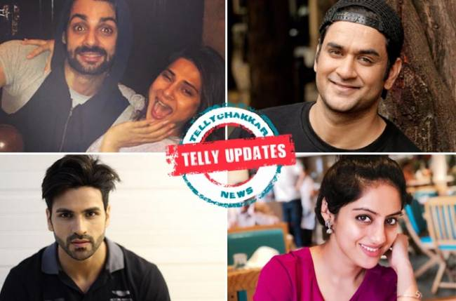 Vikas bags another reality show and other Telly updates