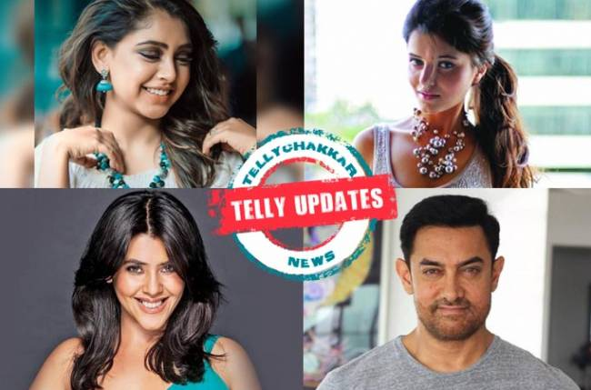 Aamir Khan applauds Ekta's Test Case and other Telly updates