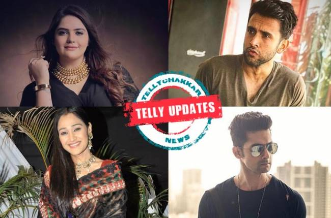Mishkat-Anjali 'Just Friends', and other Telly updates