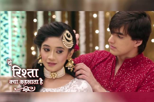 Kartik-Naira finally get close