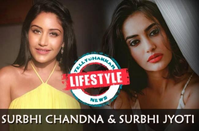 When Surbhi Chandna competes with Surbhi Jyoti