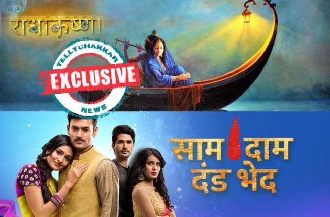 Star Bharat's Radha Krishna to replace Saam Daam Dand Bhed?