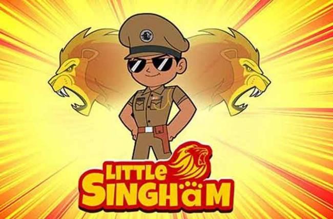 'Little Singham' wins Best Property IP Award