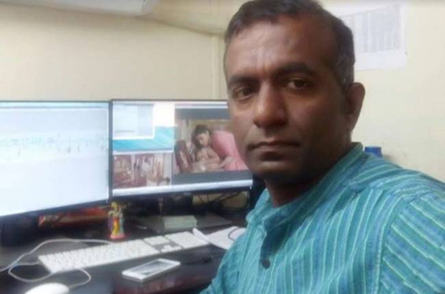 Ex-Creative Head of Porus, Sudhir Achary turns director for