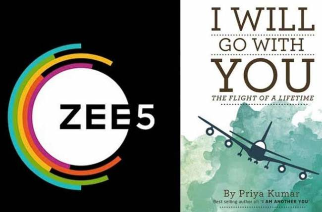 ZEE5 to launch web series on Priya Kumar's bestselling novel