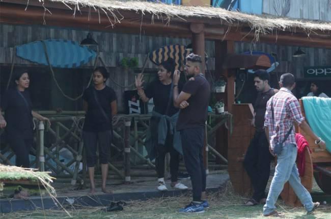Sreesanth expresses her anger with Dipika Kakkar