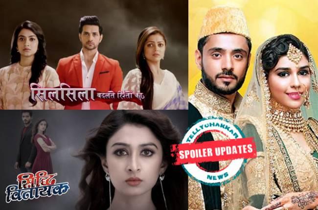 Zoya to divorce Aditya in Bepannah, Kunal and Nandini's romantic