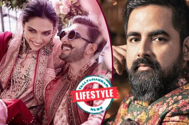Sabyasachi Clarifies Deepika's Wedding Sari Given by Her Mother