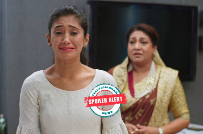 OMG! Dadi and Naira arrested for illegal sex determation in Yeh