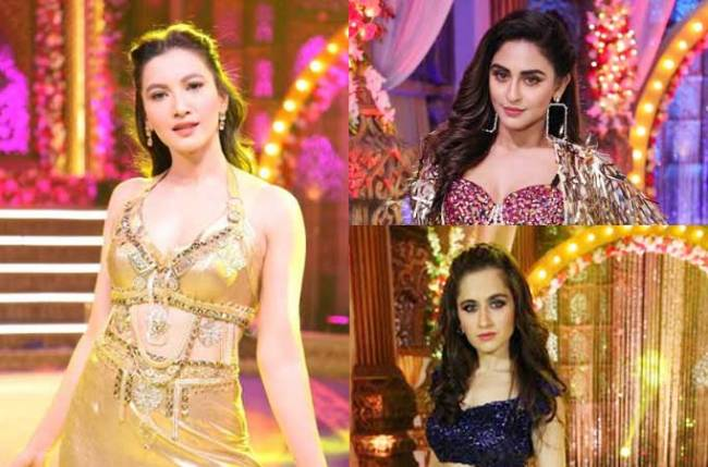 New Year celebration on Naagin 3