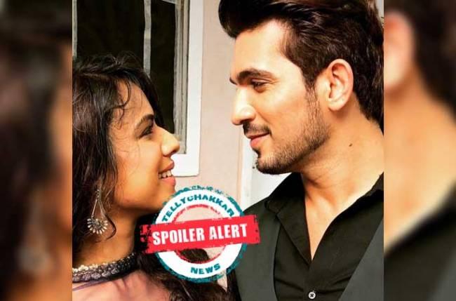 Aarohi and Deep to romance in Ishq Mein Marjawan