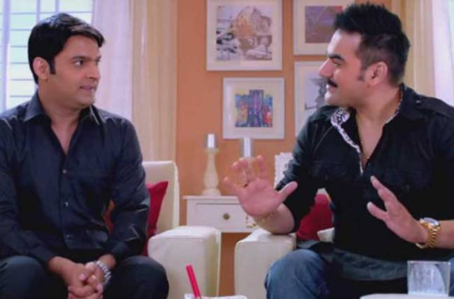 Here's What Salman Revealed about 'Bharat' on Kapil Sharma's Show