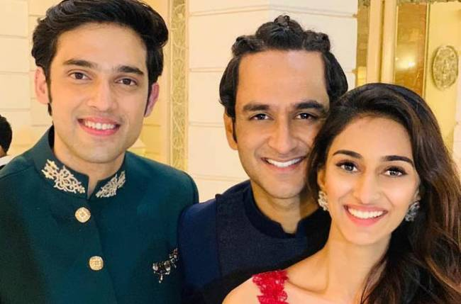 Image result for vikas gupta and parth