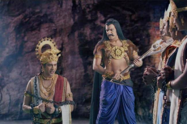 Manish Wadhwa dons 5 demonic avatars in &TV's Paramavatar
