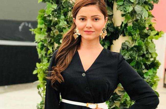Rubina Dilaik trolled for not condemning Pulwama attack