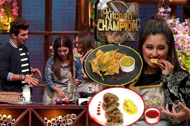 Debina Bonnerjee Reveals Her Masaledar Secret On Kitchen