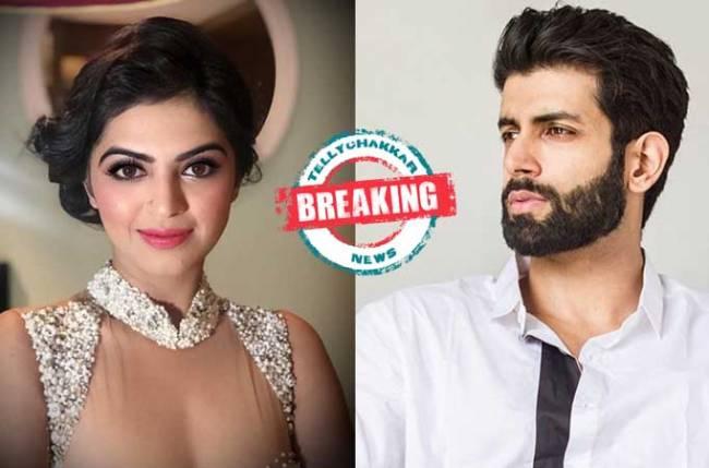 Namik Paul and Roshni Sahota in Zee TV's Aghori?