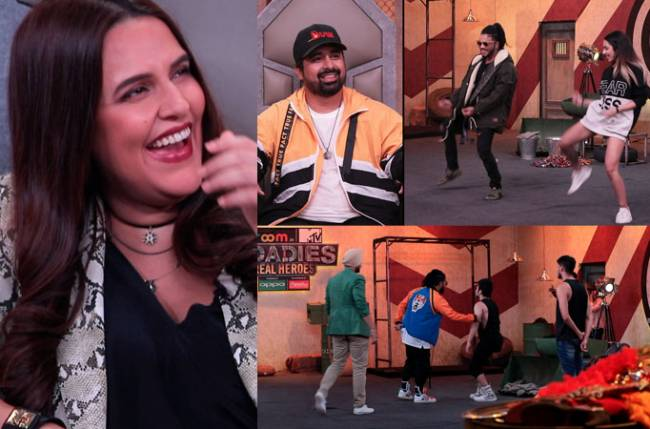 Drama  Fights  Dance  Action- the auditions episode of