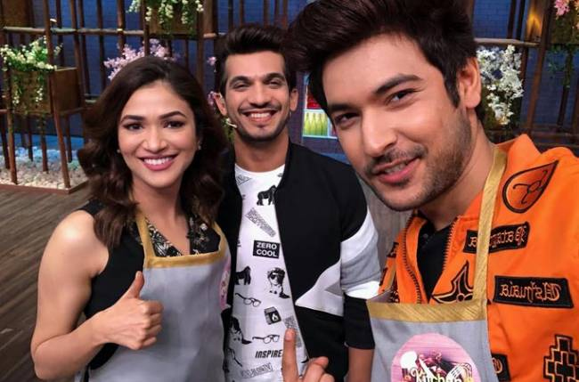 Shivin Narang On Taking His Mother For Kitchen Champions