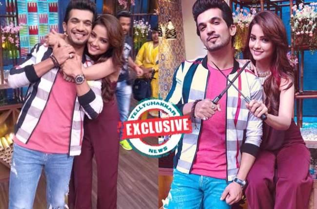 Sitara Actors Arhaan Behll And Adaa Khan Next On Colors