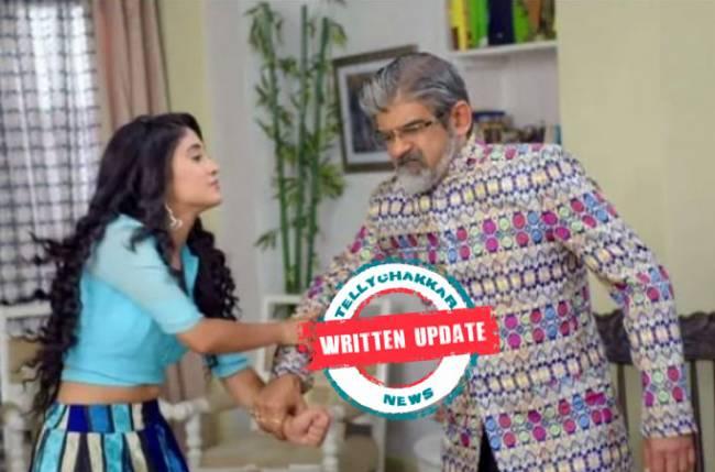 Written Update: Yeh Rishta Kya Kehlata Hai: Puru misbehaves with Naira