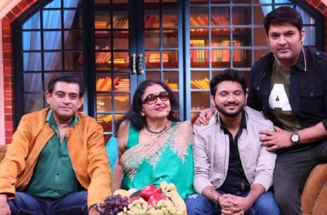 Kishore Kumar's family grace The Kapil Sharma Show and