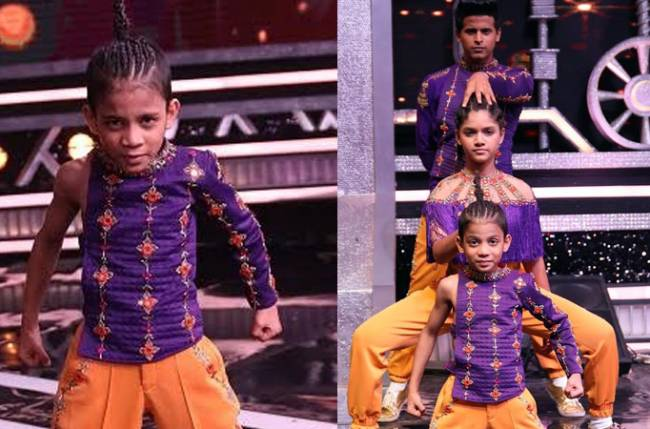 Super Dancer Chapter 3's 'Gully Boy' Tejas finds a fan in