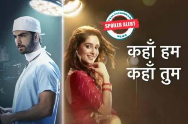 Sonakshi's ex-lover tries to molest her in Kahaan Hum Kahaan Tum