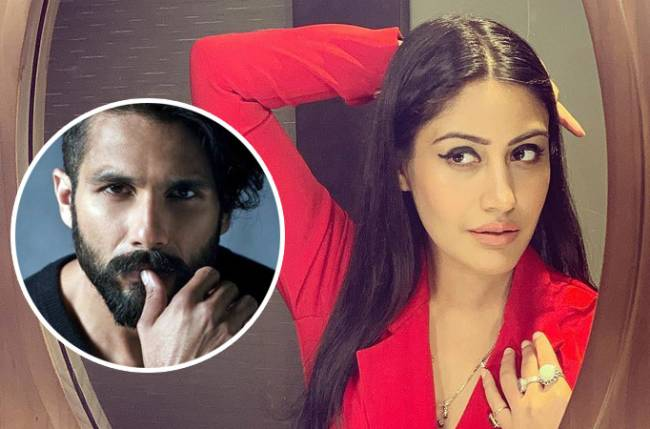 Surbhi Chandna amazed by Shahid Kapoor's performance in this film