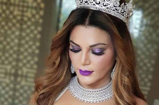 Rakhi Sawant ties the knot, shares her wedding and honeymoon pictures