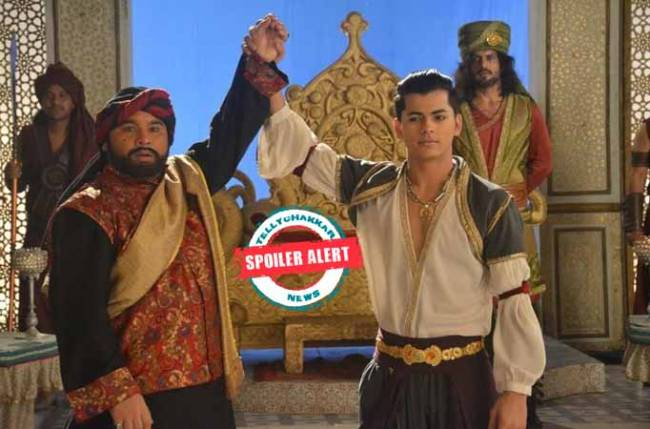 Yasmine to be slaughtered on Sony SAB's Aladdin: Naam Toh