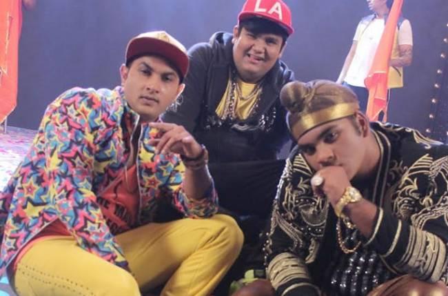 Gogi Goli Pinku Don The Rapper Swag For Ganesh Utsav 2019
