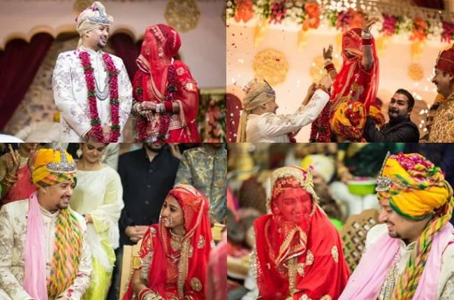 Inside Yeh Rishta Kya Kehlata Hai actor Mohena Kumari Singh royal wedding