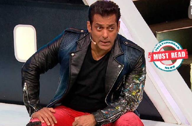 When an odhni made Salman Khan and Mouni Roy romantic