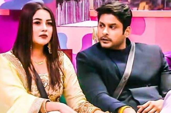 Bigg Boss 13: Sidharth Shukla and Shehnaaz Gill's cute moment